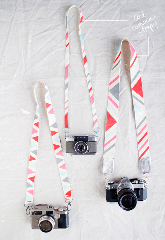 Camera Strap DIY- Finished