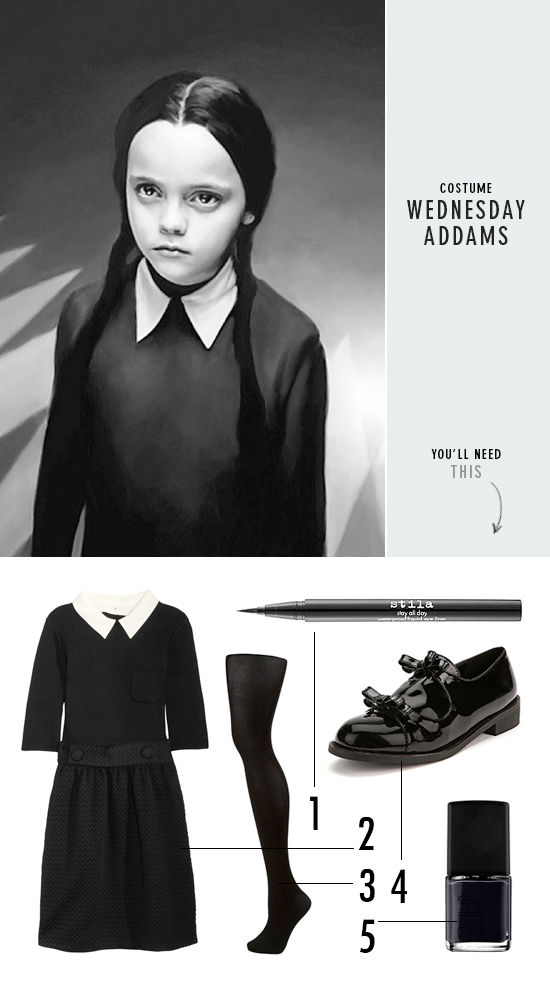 Wednesday Addams Costume D E S I G N L O...