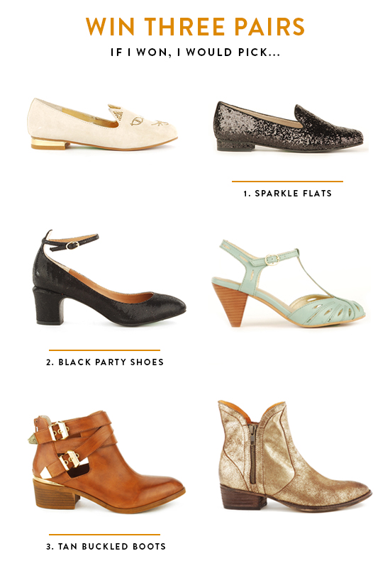 D E S I G N L O V E F E S T Seychelles Footwear Giveaway