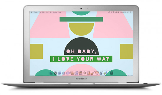 ash bartholomew  desktop downloads | designlovefest