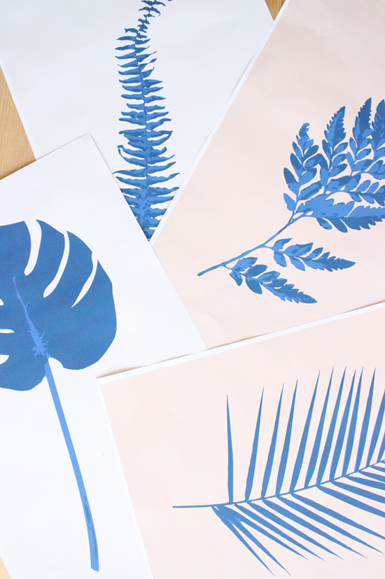 printable-posters-fern-palm-leaves-550