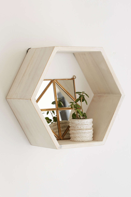 hexagone-white-shelf-550