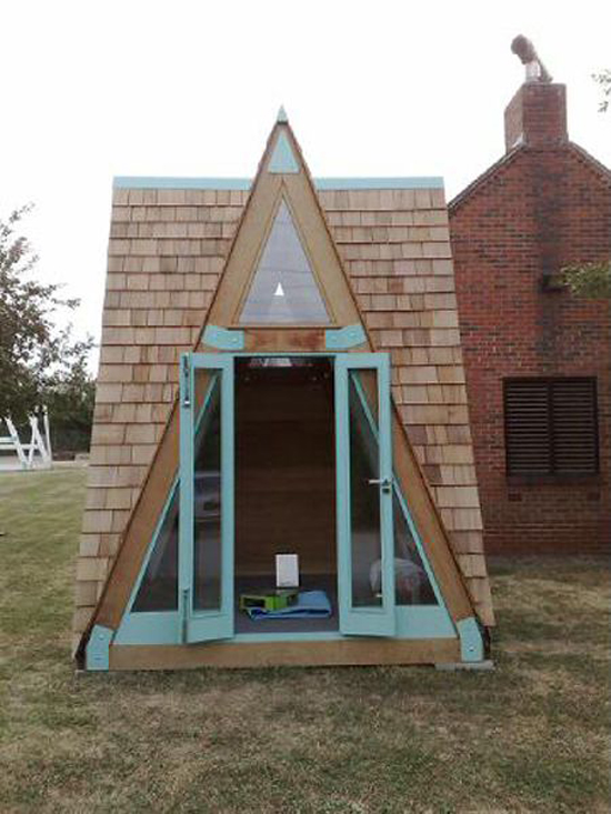 a frame homes | designlovefest