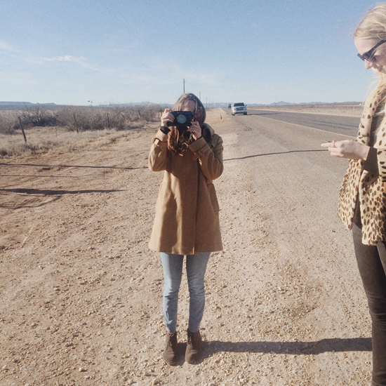 marfa travel guide 1 | designlovefest