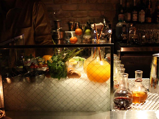about town cocktail bars | designlovefest