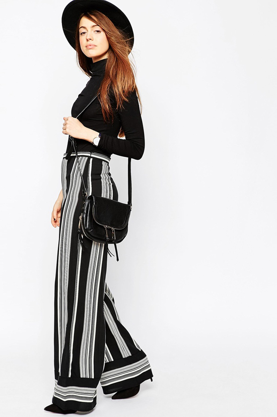 statement pants | designlovefest