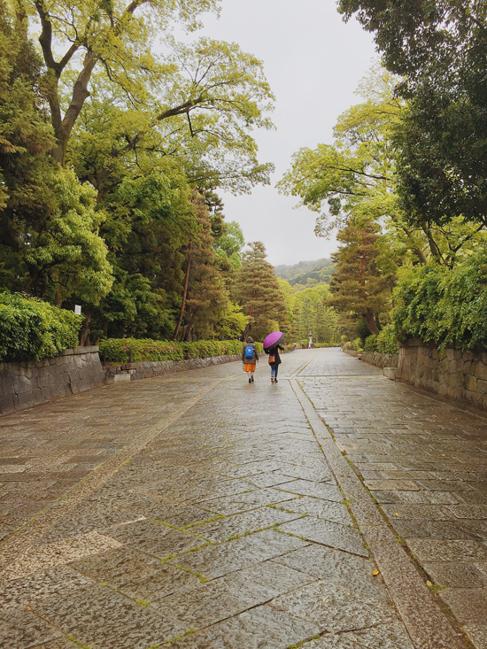 traveling to kyoto | designlovefest