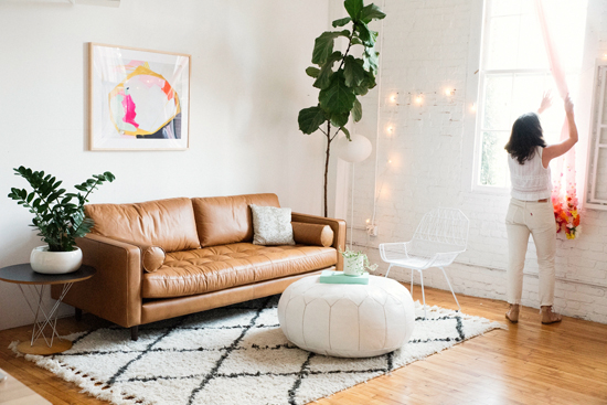 D E S I G N L O V E F E S T 187 Article Furniture Giveaway