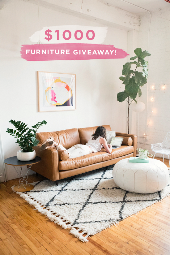 Amazing D E S I G N L O V E F E S T Article Furniture Giveaway Gmtry Best Dining Table And Chair Ideas Images Gmtryco