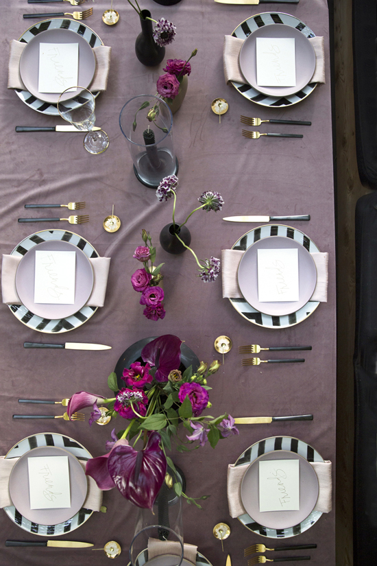 backyard friendsgiving | designlovefest