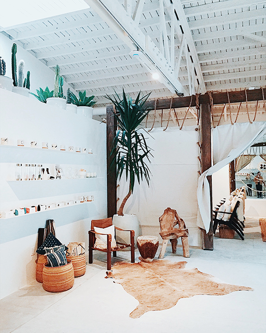 the now spa in LA | designlovefest