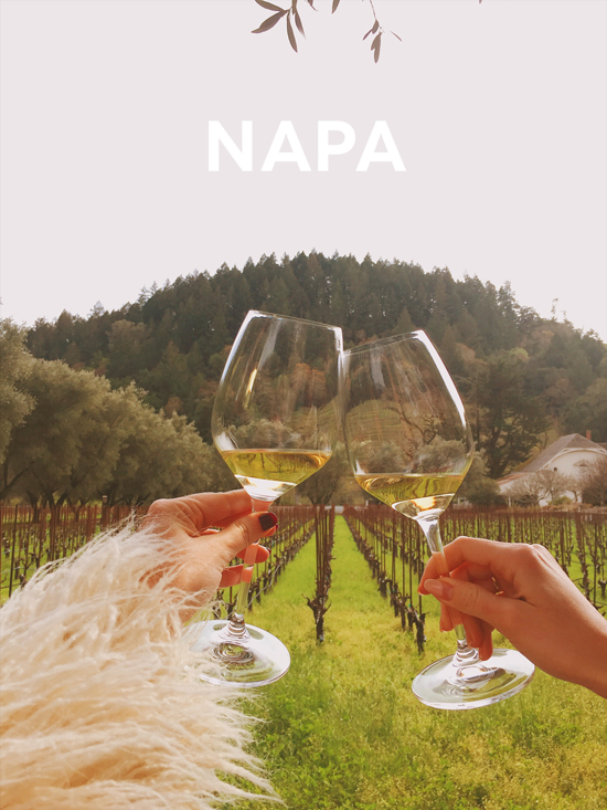 napa travel | designlovefest