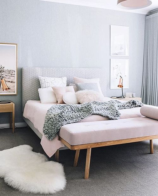 D e s i g n l o v e f e s t weekend at home 57 for Bedroom color inspiration pinterest