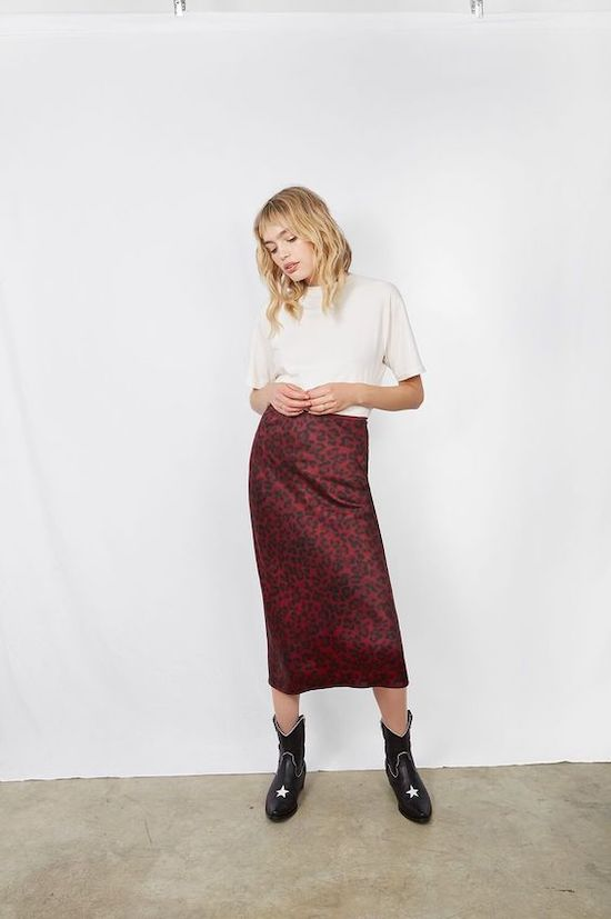 bias cut skirts | designlovefest