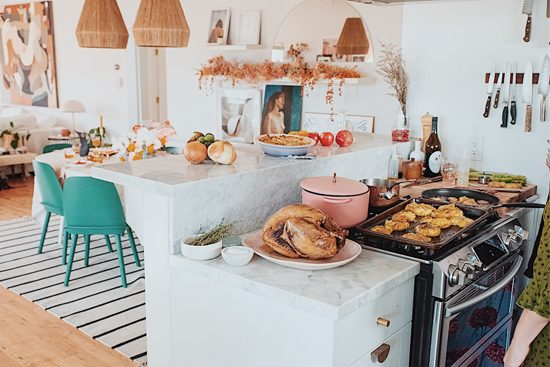 a modern thanksgiving | designlovefest