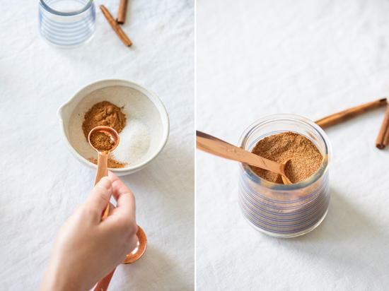 Oui by Yoplait DIY glass pots | designlovefest
