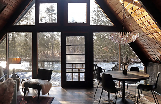 the best michigan airbnbs | designlovefest