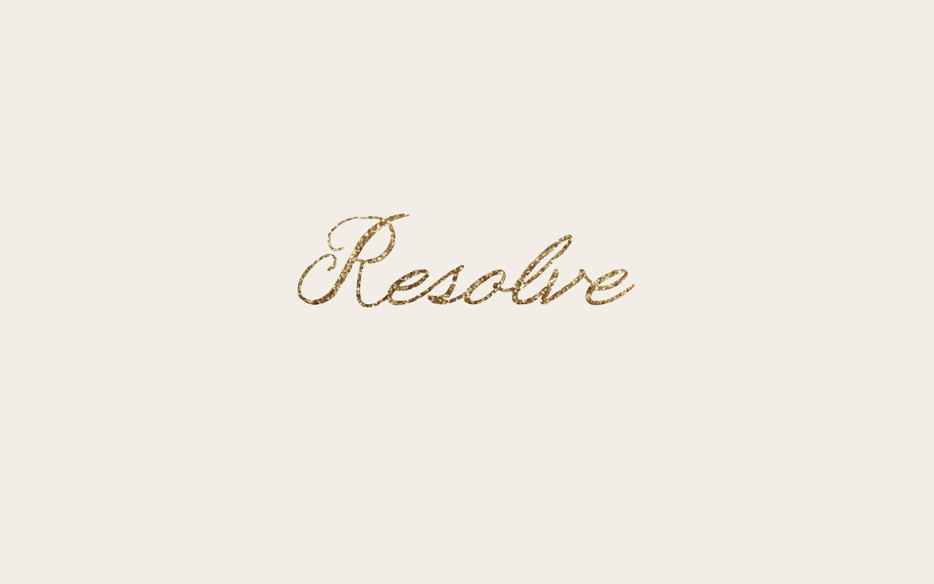 Design Love Fest Cake : Word of the Week: Resolve Bo Stern