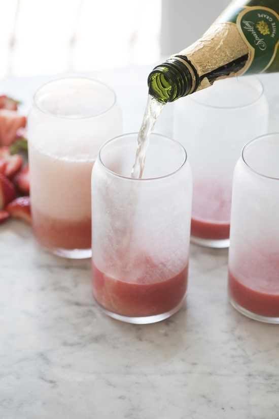 Drink Up! Strawberry Watermelon Floats Recipe - Perfect for the Whole Family